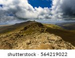 ethiopia. simien mountains... | Shutterstock . vector #564219022