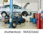 stupino  russia   january  24 ...   Shutterstock . vector #564221662