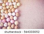 Easter Pastel Speckled Eggs ...