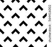 seamless forward arrow pattern... | Shutterstock .eps vector #564416002