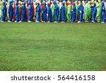 kuala lumpur  malaysia   31st... | Shutterstock . vector #564416158