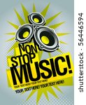 Music Concept Poster Template....