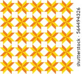 seamless geometric pattern   Shutterstock .eps vector #564494326