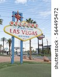 Small photo of Las Vegas, Nevada, USA - January 04, 2017: Welcome to Fabulous Las Vegas sign at night. It was funded in May 1959. The sign was designed by Betty Willis at the request of Ted Rogich, a local salesman.