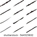 illustrator's art brush line