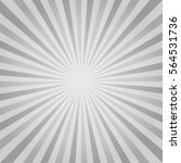 abstract gray rays background.... | Shutterstock .eps vector #564531736