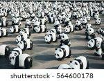 bangkok  thailand   march 4 ... | Shutterstock . vector #564600178