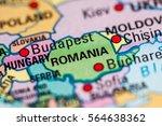 romania   Shutterstock . vector #564638362