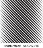 tileable art liny shape optical ... | Shutterstock .eps vector #564649648
