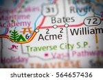 Small photo of Acme. Michigan. USA