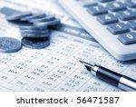 business report | Shutterstock . vector #56471587