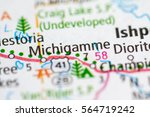 Michigamme. Michigan. USA