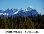 mountains | Shutterstock . vector #56480236