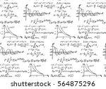 vintage education background.... | Shutterstock .eps vector #564875296