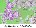 tropical background pattern  ... | Shutterstock . vector #56488606