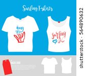 colorful nail studio logo in... | Shutterstock .eps vector #564890632
