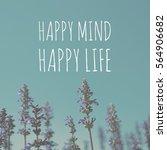 inspiration motivation quote... | Shutterstock . vector #564906682