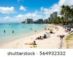 honolulu  hi  september 27 ... | Shutterstock . vector #564932332