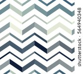 awesome colorful zigzag... | Shutterstock .eps vector #564940348