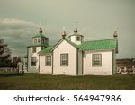 Russian Orthodox White And...