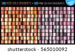 vector mega set consisting of... | Shutterstock .eps vector #565010092