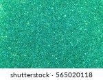 aqua color glitter background... | Shutterstock . vector #565020118