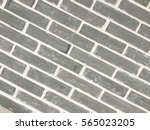 stone brick wall  abstract... | Shutterstock . vector #565023205