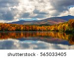 Reflective Price Lake In The...