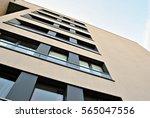 modern apartment building | Shutterstock . vector #565047556