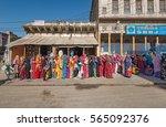 mandawa   dec 22  people... | Shutterstock . vector #565092376