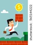 business game | Shutterstock .eps vector #565144222