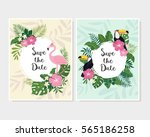 "cute cartoon ""save the date""... 