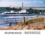 stormy weather   Shutterstock . vector #565335232