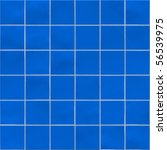 Blue Tiles Texture Background ...