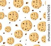vector illustration cute... | Shutterstock .eps vector #565476028