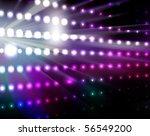 vector lights | Shutterstock .eps vector #56549200