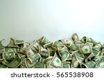 cash dollars in various...