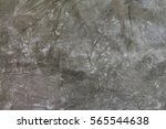 polished concrete wall texture... | Shutterstock . vector #565544638