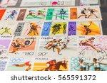 world   circa 1950 2000 ... | Shutterstock . vector #565591372