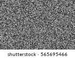 vector halftone circular... | Shutterstock .eps vector #565695466