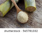 Brown Sugar From Sugarcane On...