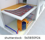 alternative heated house