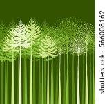 vectors background landscape... | Shutterstock .eps vector #566008162