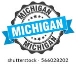 michigan | Shutterstock .eps vector #566028202