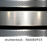 metallic background  shiny... | Shutterstock .eps vector #566083915