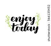 vector seasonal greeting card...   Shutterstock .eps vector #566135452