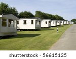 Static Holiday Caravans At A...