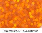 Close up of color lights blur...