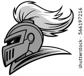 knight sports mascot...
