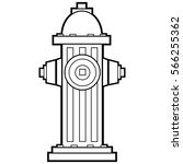 Fire Hydrant Illustration